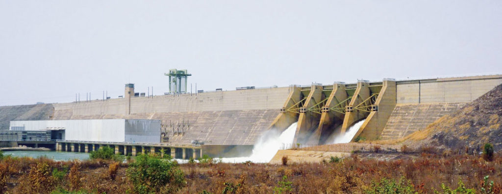 Nigeria con l'Impregilo, per la costruzione della diga di Kainji
