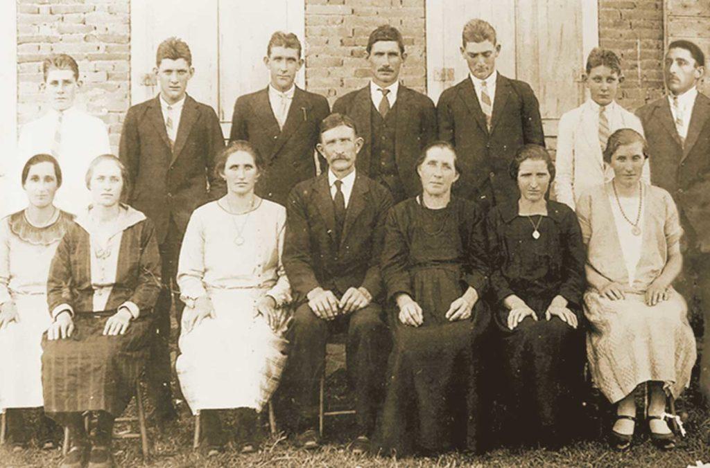 La famiglia Fontanella