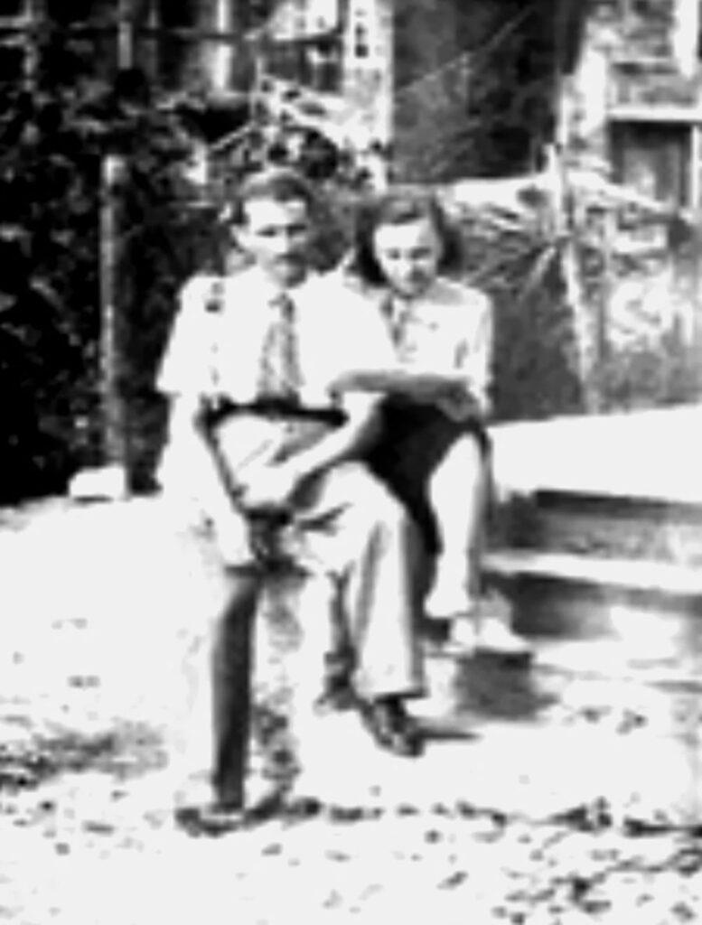 Mamma e papà (7/04/1940)