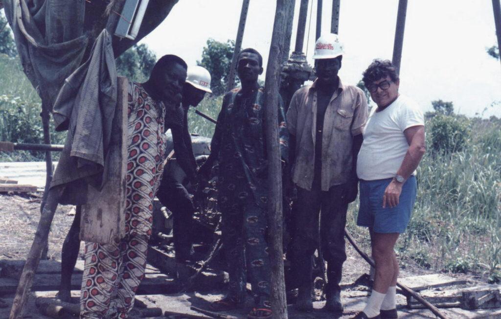 Rinaldo in Africa