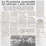 Bellunesi nel mondo ANNO I n. 6 – 15 novembre 1966