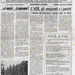 Bellunesi nel mondo n 3 marzo 1970