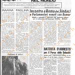 Bellunesi nel mondo n 1 - 1984