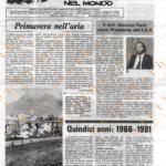 Bellunesi nel mondo n. 2 - febbraio 1981
