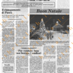"""Il numero di dicembre 1982 della rivista """"Bellunesi nel mondo"""""""