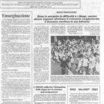 Bellunesi nel mondo . 10 - ottobre 1983