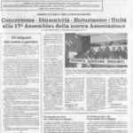 Bellunesi nel mondo - agosto 1983