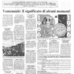 Bellunesi nel mondo n. 7 - luglio 1986