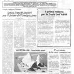 Bellunesi nel mondo n. 3 - marzo 1988